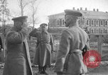 Image of military officers Russia, 1916, second 12 stock footage video 65675053083