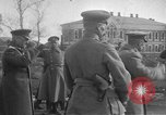 Image of military officers Russia, 1916, second 15 stock footage video 65675053083