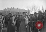 Image of military officers Russia, 1916, second 19 stock footage video 65675053083
