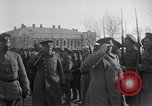Image of military officers Russia, 1916, second 20 stock footage video 65675053083