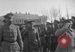 Image of military officers Russia, 1916, second 21 stock footage video 65675053083