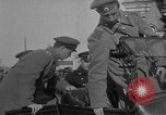 Image of military officers Russia, 1916, second 35 stock footage video 65675053083