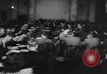 Image of Marshall Plan aid to Europe Paris France, 1947, second 27 stock footage video 65675053101