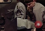 Image of Shot up B-17 aircraft United Kingdom, 1942, second 41 stock footage video 65675053107