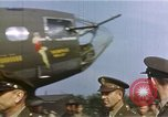 Image of Memphis Belle inspection United Kingdom, 1942, second 15 stock footage video 65675053119