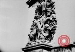 Image of German troops decorated Paris France, 1940, second 2 stock footage video 65675053121