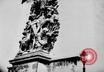 Image of German troops decorated Paris France, 1940, second 3 stock footage video 65675053121