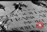 Image of German troops decorated Paris France, 1940, second 14 stock footage video 65675053121