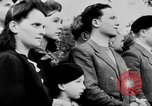 Image of German troops decorated Paris France, 1940, second 19 stock footage video 65675053121