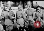 Image of German troops decorated Paris France, 1940, second 40 stock footage video 65675053121