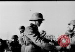 Image of German troops decorated Paris France, 1940, second 42 stock footage video 65675053121