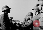 Image of German troops decorated Paris France, 1940, second 44 stock footage video 65675053121