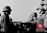 Image of German troops decorated Paris France, 1940, second 45 stock footage video 65675053121