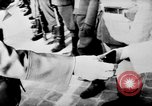 Image of German troops decorated Paris France, 1940, second 52 stock footage video 65675053121