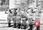 Image of German troops decorated Paris France, 1940, second 57 stock footage video 65675053121