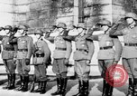 Image of German troops decorated Paris France, 1940, second 59 stock footage video 65675053121