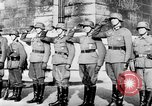 Image of German troops decorated Paris France, 1940, second 60 stock footage video 65675053121
