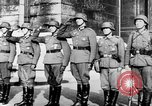Image of German troops decorated Paris France, 1940, second 61 stock footage video 65675053121