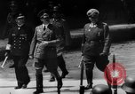 Image of Adolf Hitler Compiegne France, 1940, second 44 stock footage video 65675053122