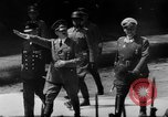 Image of Adolf Hitler Compiegne France, 1940, second 45 stock footage video 65675053122