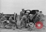 Image of Live fire demonstrations at British Army Royal School of Artillery Salisbury England United Kingdom, 1936, second 53 stock footage video 65675053131