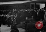 Image of King Alexander I monument Yugoslavia, 1936, second 36 stock footage video 65675053136