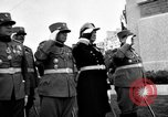 Image of King Alexander I monument Yugoslavia, 1936, second 53 stock footage video 65675053136