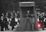 Image of King Alexander I monument Yugoslavia, 1936, second 57 stock footage video 65675053136
