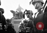 Image of King Alexander I monument Yugoslavia, 1936, second 61 stock footage video 65675053136