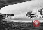 Image of dead beached whale United States USA, 1936, second 54 stock footage video 65675053140