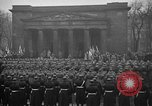 Image of Neue Wache War Memorial ceremony Berlin Germany, 1936, second 15 stock footage video 65675053143