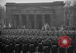 Image of Neue Wache War Memorial ceremony Berlin Germany, 1936, second 19 stock footage video 65675053143