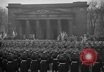 Image of Neue Wache War Memorial ceremony Berlin Germany, 1936, second 20 stock footage video 65675053143