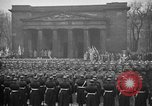 Image of Neue Wache War Memorial ceremony Berlin Germany, 1936, second 21 stock footage video 65675053143