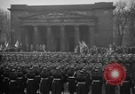 Image of Neue Wache War Memorial ceremony Berlin Germany, 1936, second 22 stock footage video 65675053143