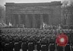 Image of Neue Wache War Memorial ceremony Berlin Germany, 1936, second 40 stock footage video 65675053143