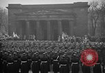 Image of Neue Wache War Memorial ceremony Berlin Germany, 1936, second 45 stock footage video 65675053143