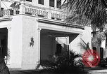 Image of Duke and Duchess of Windsor Miami Florida USA, 1940, second 30 stock footage video 65675053150