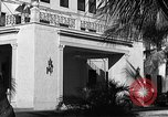 Image of Duke and Duchess of Windsor Miami Florida USA, 1940, second 34 stock footage video 65675053150
