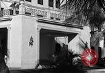 Image of Duke and Duchess of Windsor Miami Florida USA, 1940, second 35 stock footage video 65675053150