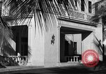 Image of Duke and Duchess of Windsor Miami Florida USA, 1940, second 39 stock footage video 65675053150