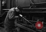 Image of Steam Locomotive Gunnison Colorado USA, 1949, second 31 stock footage video 65675053162