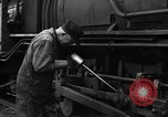 Image of Steam Locomotive Gunnison Colorado USA, 1949, second 32 stock footage video 65675053162