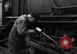 Image of Steam Locomotive Gunnison Colorado USA, 1949, second 33 stock footage video 65675053162