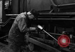 Image of Steam Locomotive Gunnison Colorado USA, 1949, second 34 stock footage video 65675053162