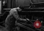 Image of Steam Locomotive Gunnison Colorado USA, 1949, second 36 stock footage video 65675053162
