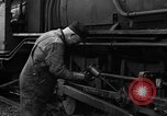 Image of Steam Locomotive Gunnison Colorado USA, 1949, second 39 stock footage video 65675053162