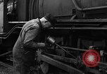 Image of Steam Locomotive Gunnison Colorado USA, 1949, second 40 stock footage video 65675053162