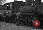 Image of Steam Locomotive Gunnison Colorado USA, 1949, second 41 stock footage video 65675053162