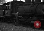 Image of Steam Locomotive Gunnison Colorado USA, 1949, second 43 stock footage video 65675053162